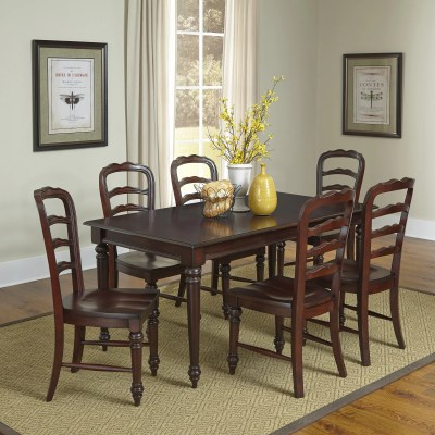 Home Styles Colonial Classic Extendable Dining Table & Reviews | Wayfair