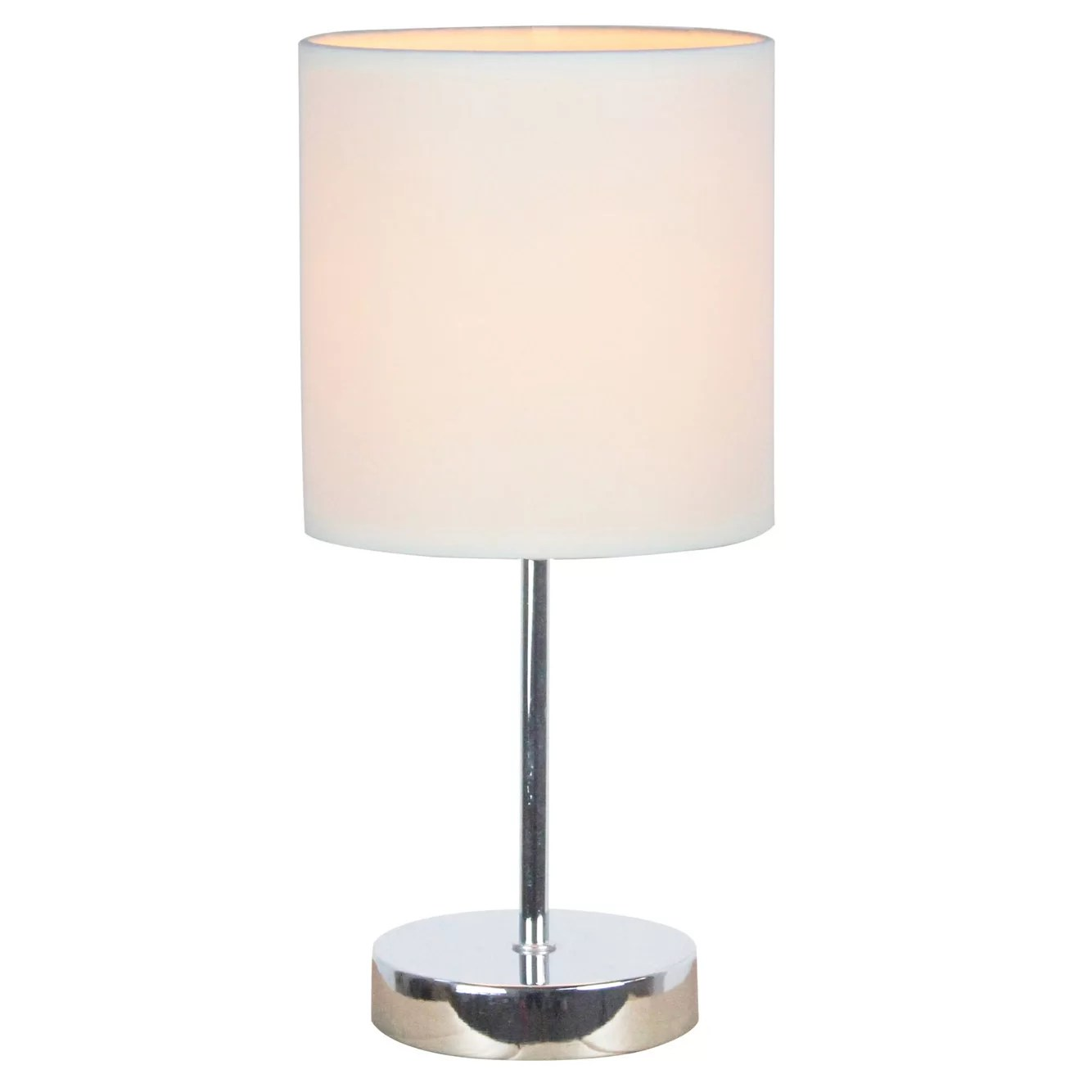 Simple Table Lamp All The Rages Simple Designs Mini Basic 11 81 Quot H Table