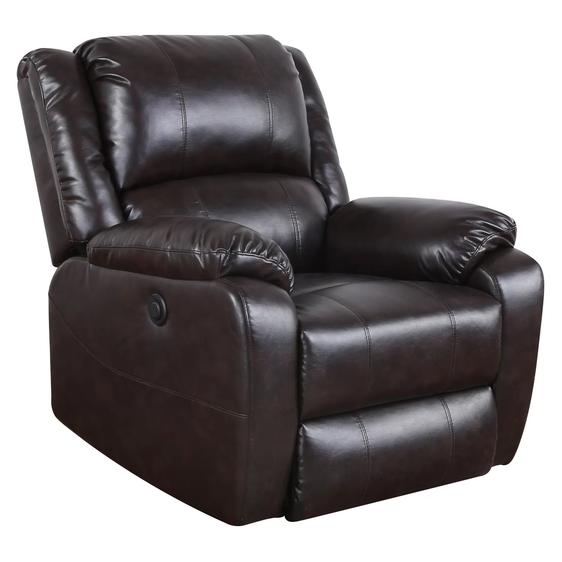 Electric Power Recliner Electric Living Room Power Recliner | Wayfair.ca