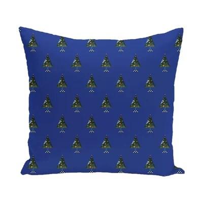 Purple Christmas Pillows Youu0027ll Love Wayfairca - decorative christmas pillows