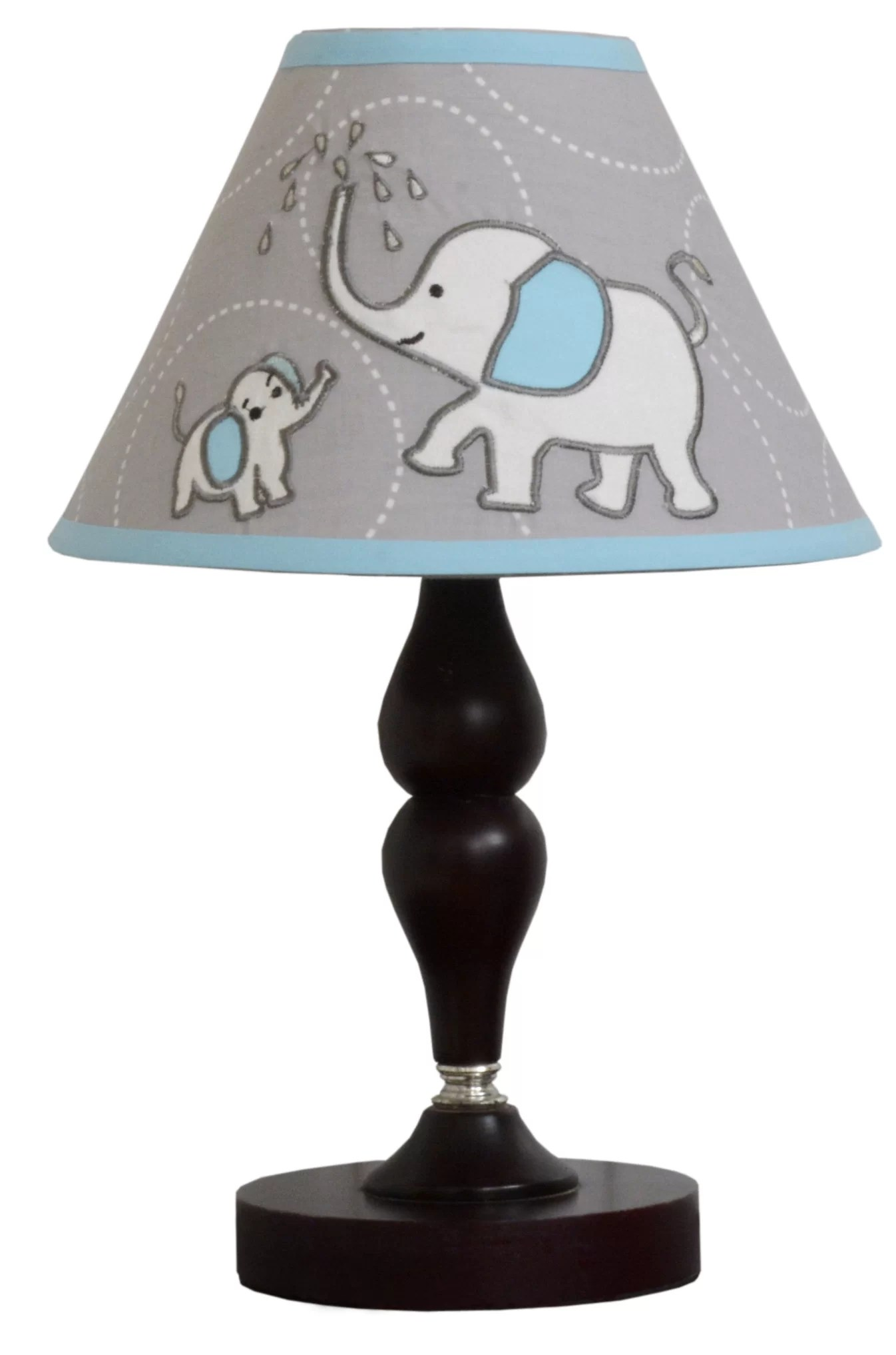 Animal Lamp For Nursery Blizzard Elephant Baby Nursery 10