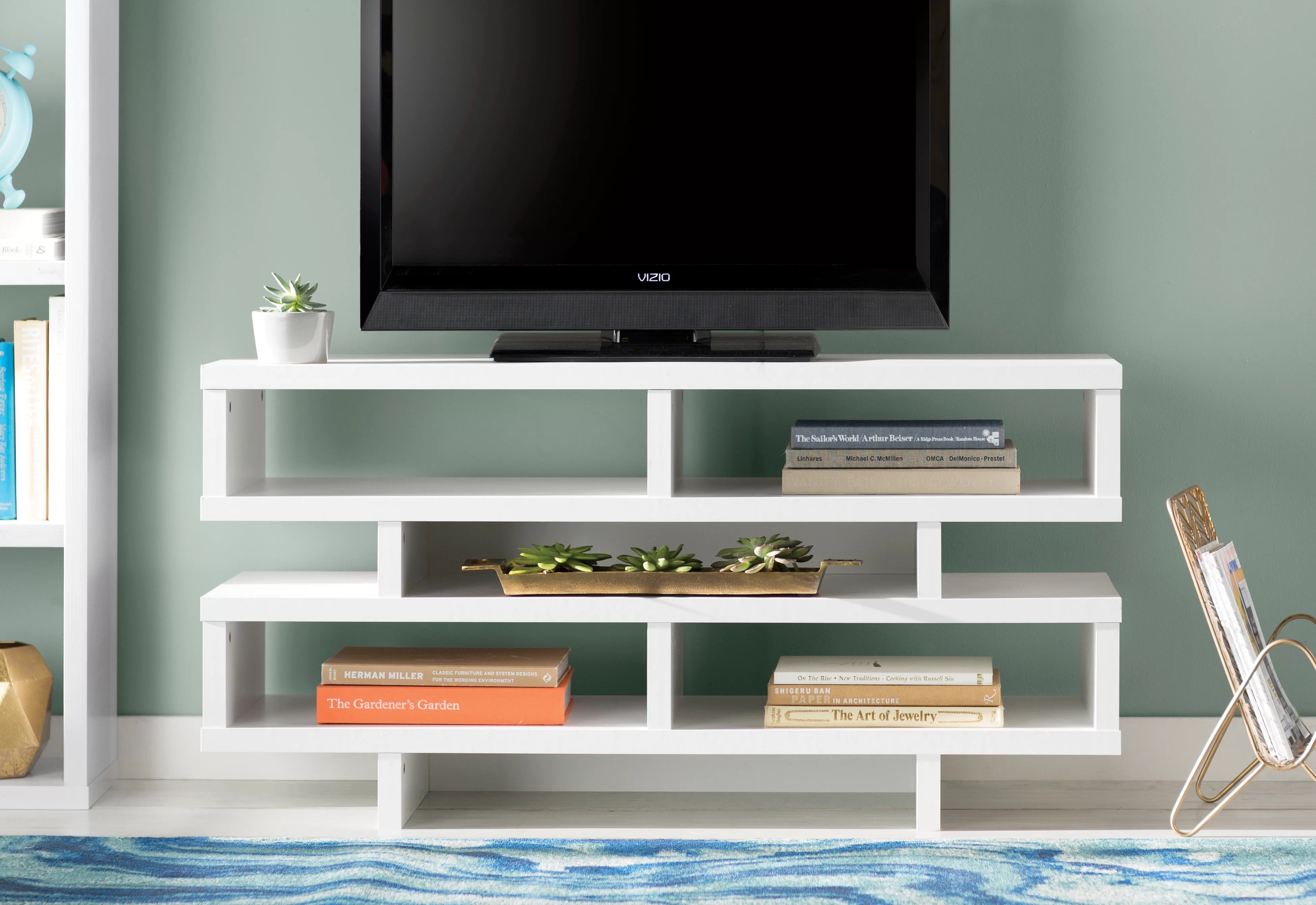 Flat Screen Tv Stands Zoel Tv Stand For Tvs Up To 70
