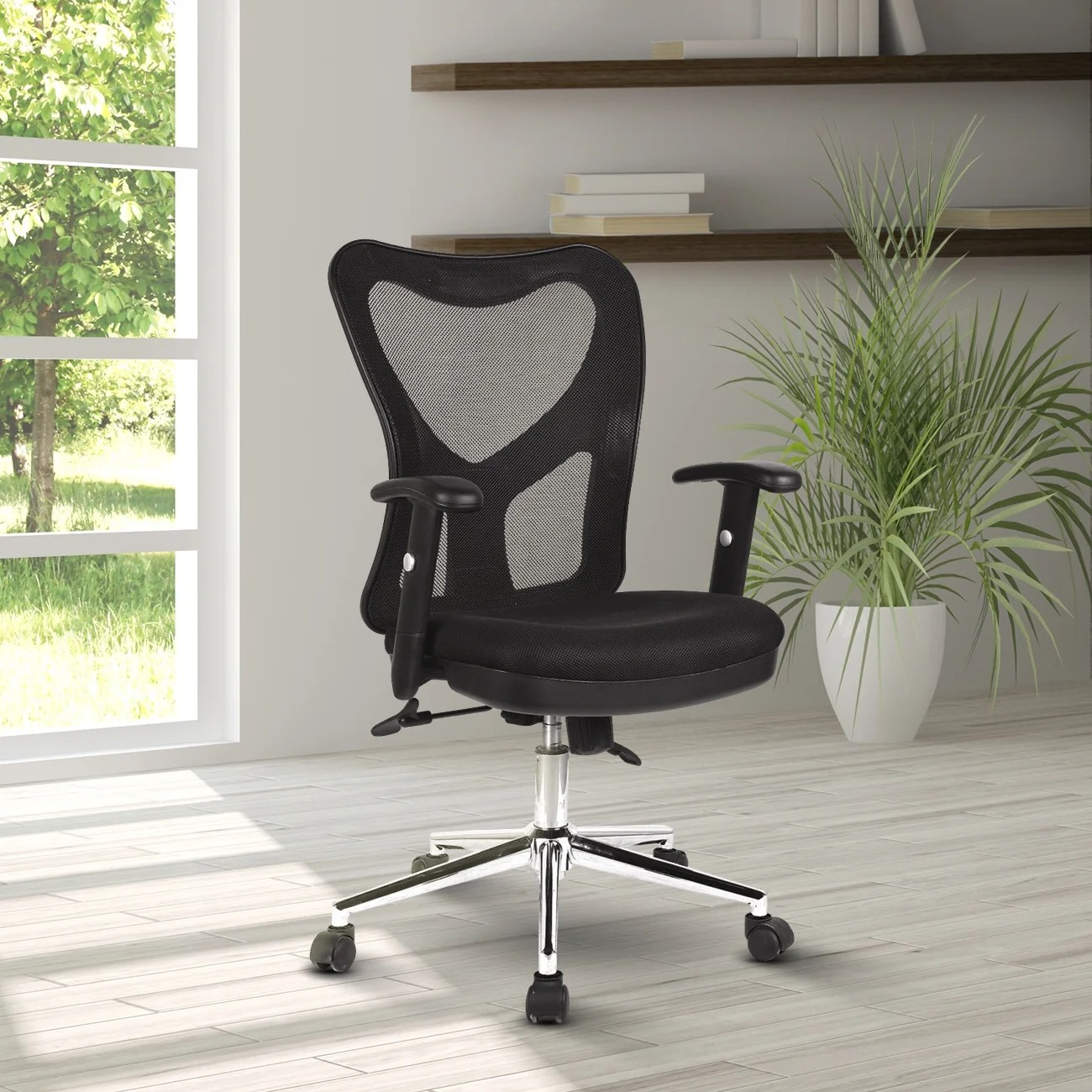 Mobili Furniture Techni Mobili Mesh Ergonomic Task Chair Wayfair Ca