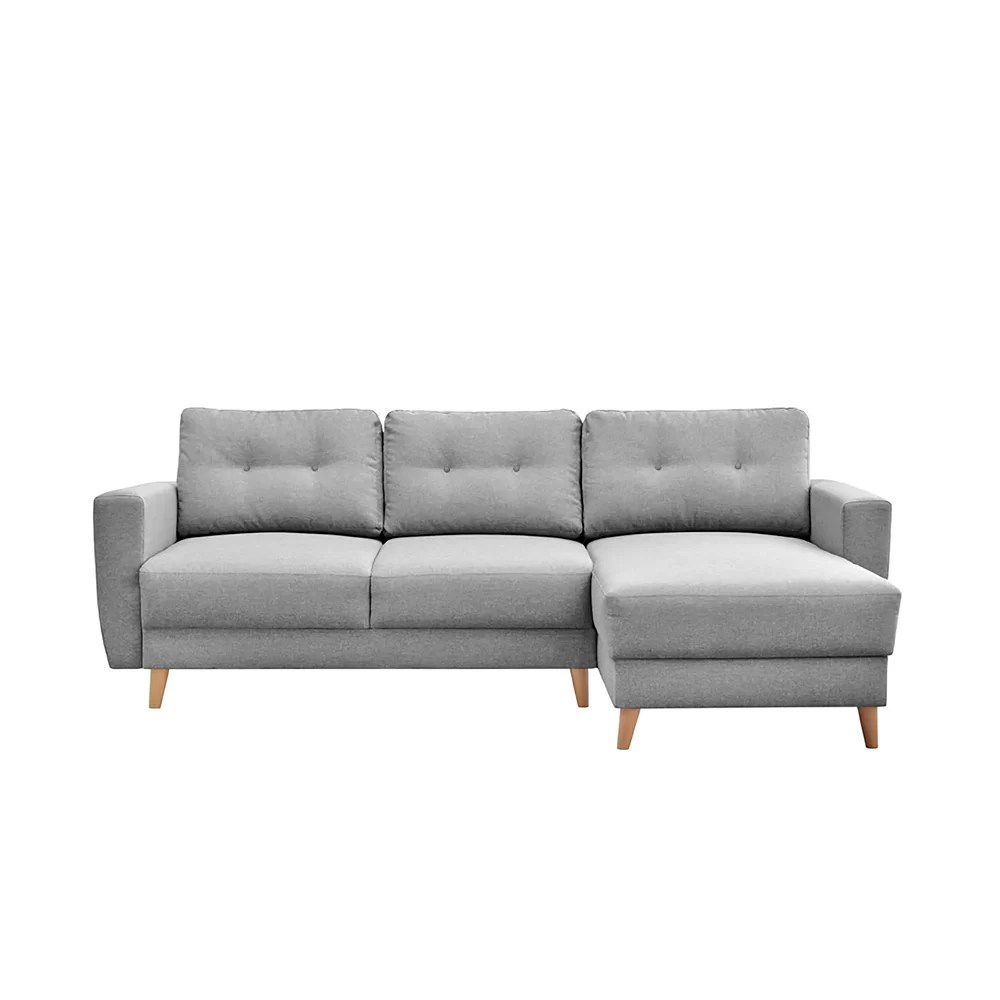 Ecksofa 2 30 X 1 60 Selsey Living Ecksofa Bertram Mit Bettfunktion Wayfair De