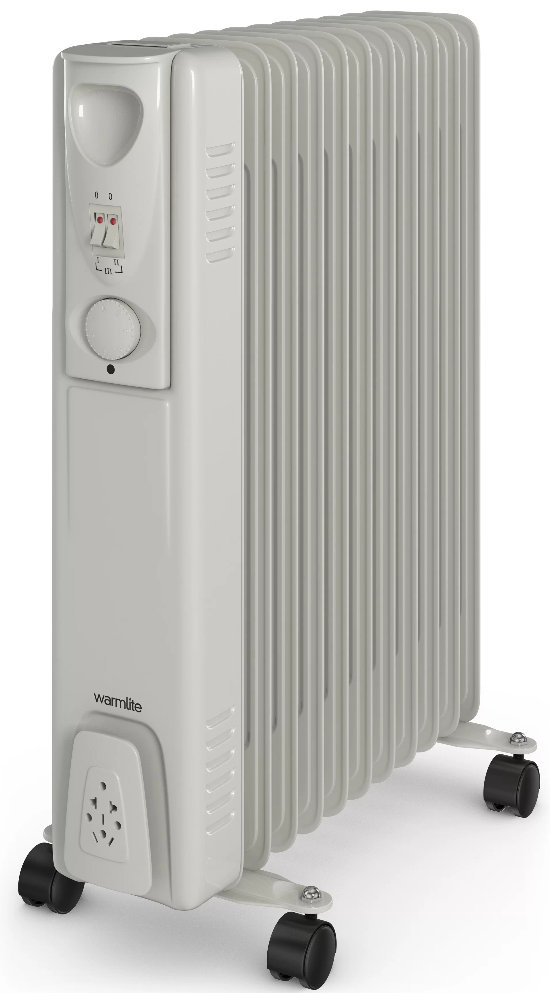 Wattage Radiator 2 500 Watt Radiator Electric Heater