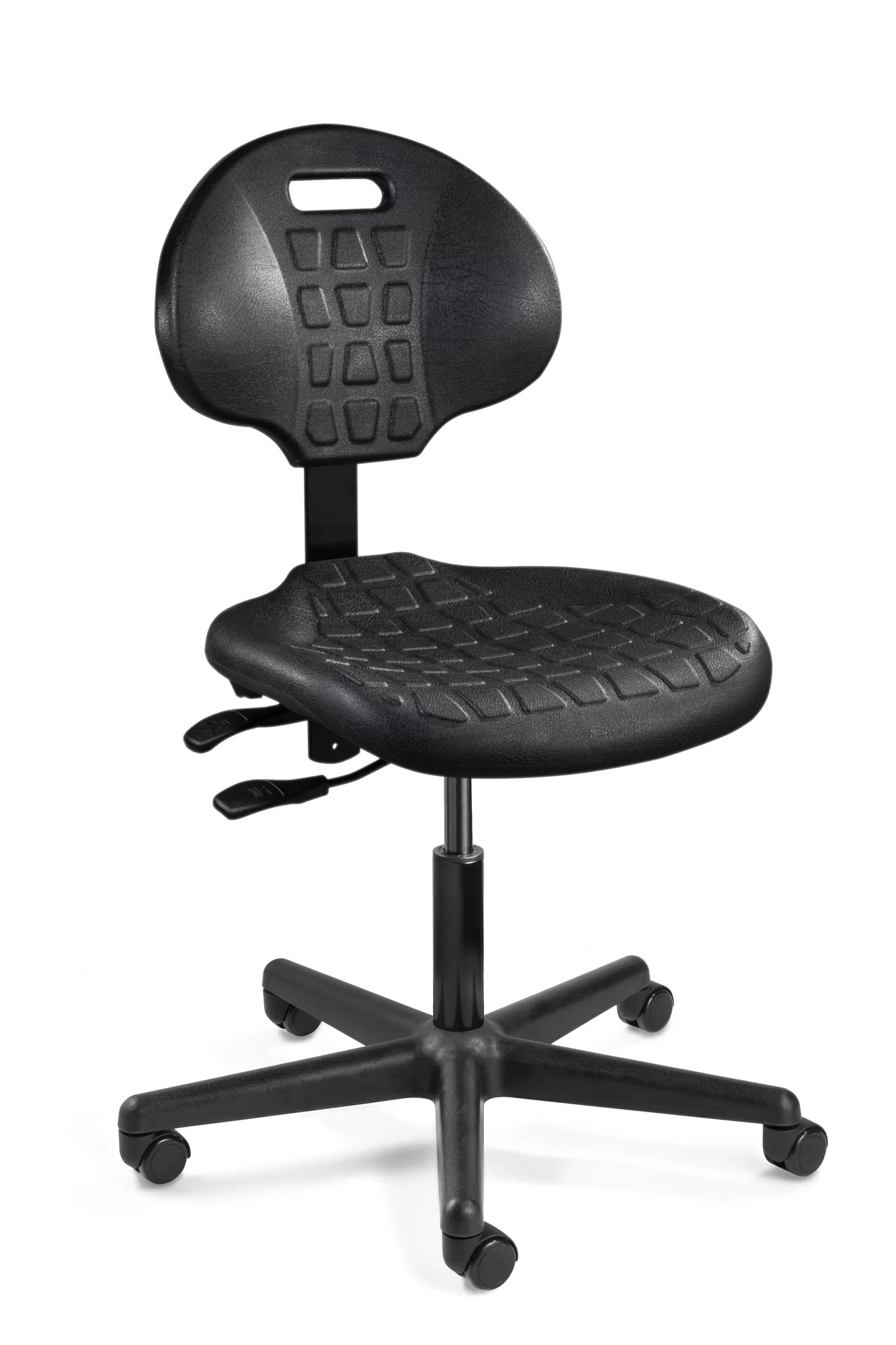 Most Ergonomic Office Chair Bevco Everlast Ergonomic Office Chair Wayfair