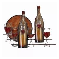 Wine Bottle Wall Decorations - Wall Decor Ideas