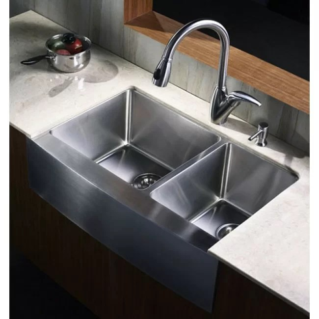 Emodern Decor Ariel 3288quot X 2075quot Stainless Steel