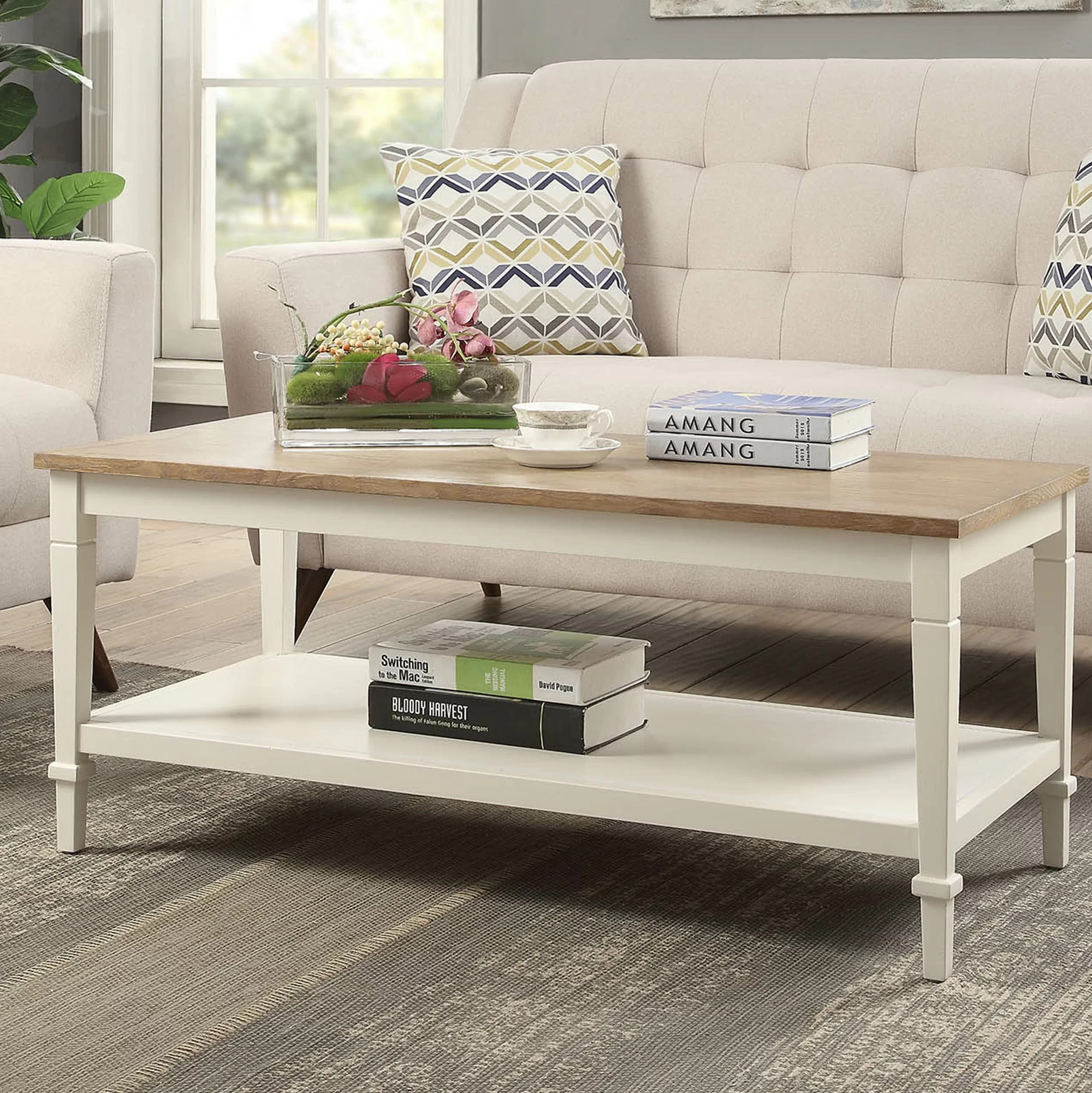 Macam Sofa Eckart Coffee Table