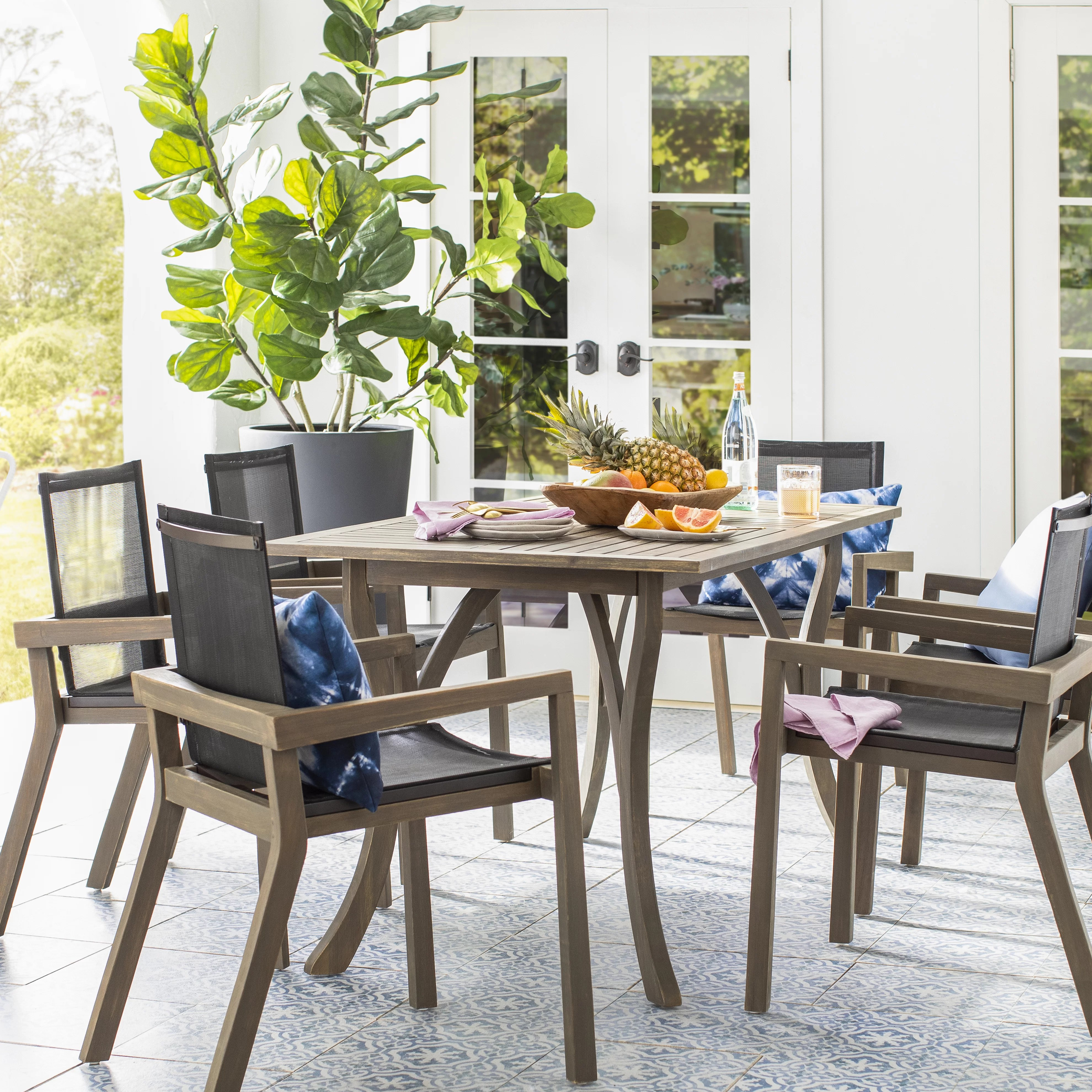 Petite Banquette Design Outdoor Furniture Joss Main