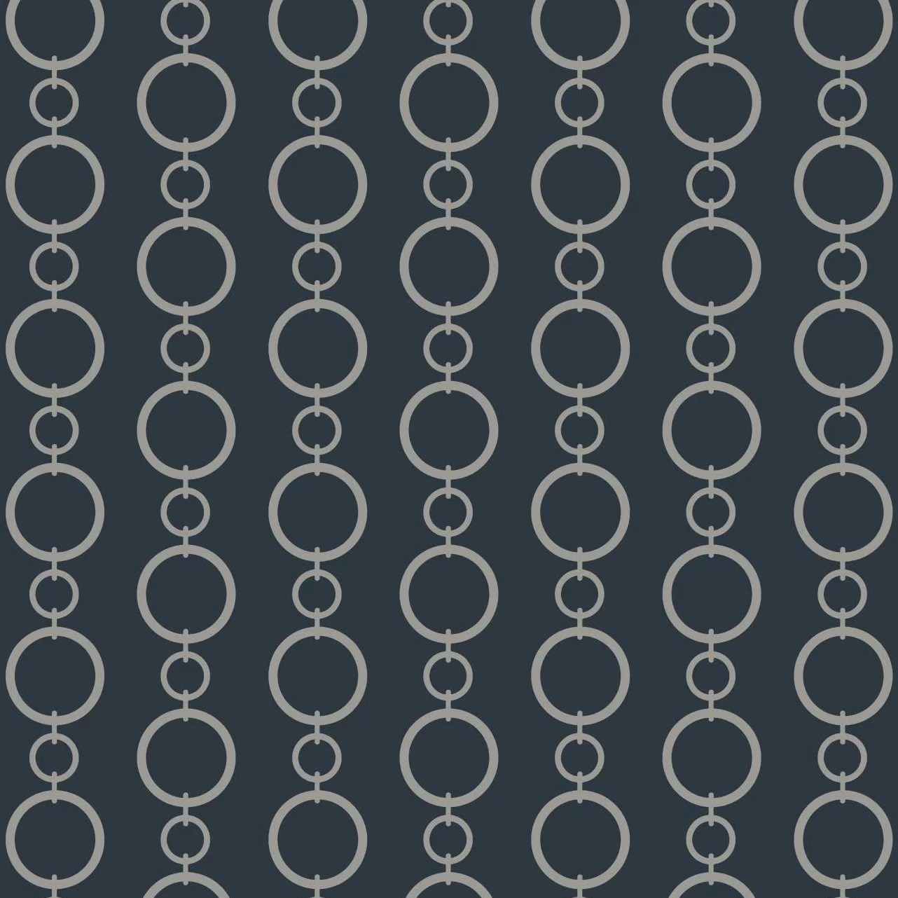 York Wallcoverings Waverly Chain 27 L X 27