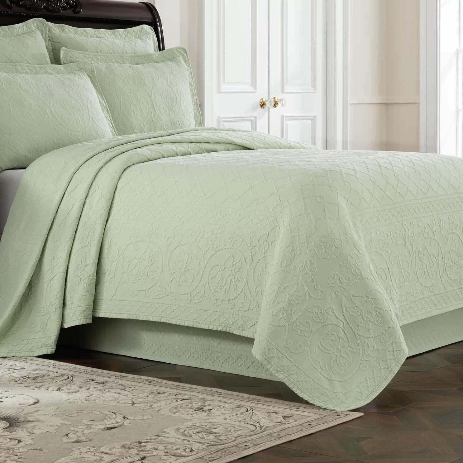 Single Coverlet Williamsburg Richmond Single Coverlet