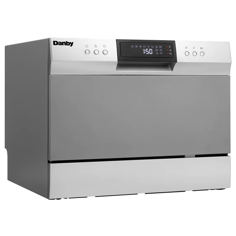 Danby Electric 22 Quot 54 Dba Countertop Dishwasher Reviews Wayfair Ca