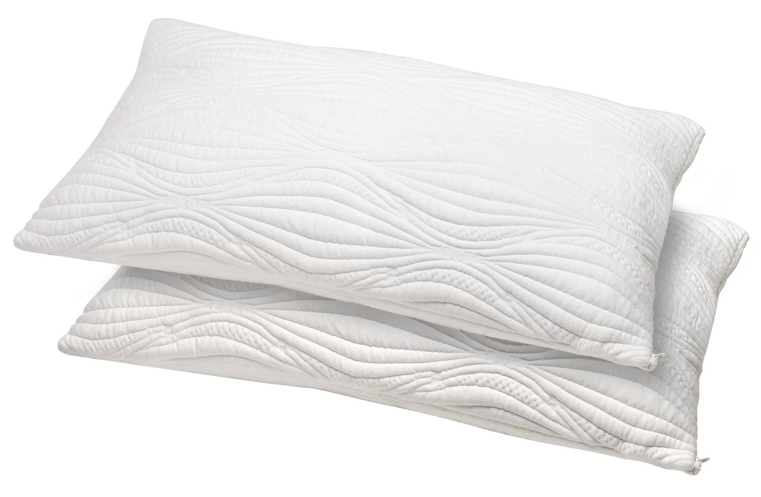 Gel Infused Memory Foam Pillow Visco Gel Memory Foam Queen Pillow