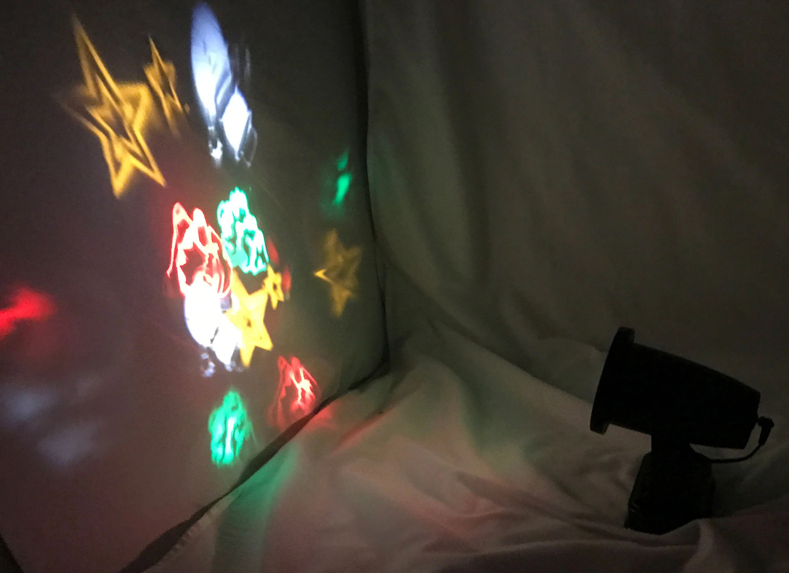 Light Projector Battery Operated Projector Light