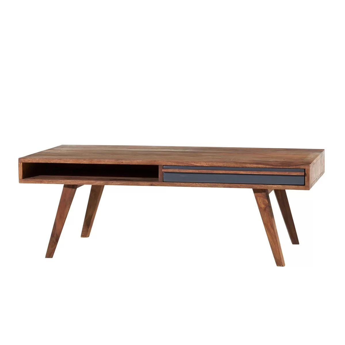 Couchtisch Nordic Style Niels Coffee Table With Storage