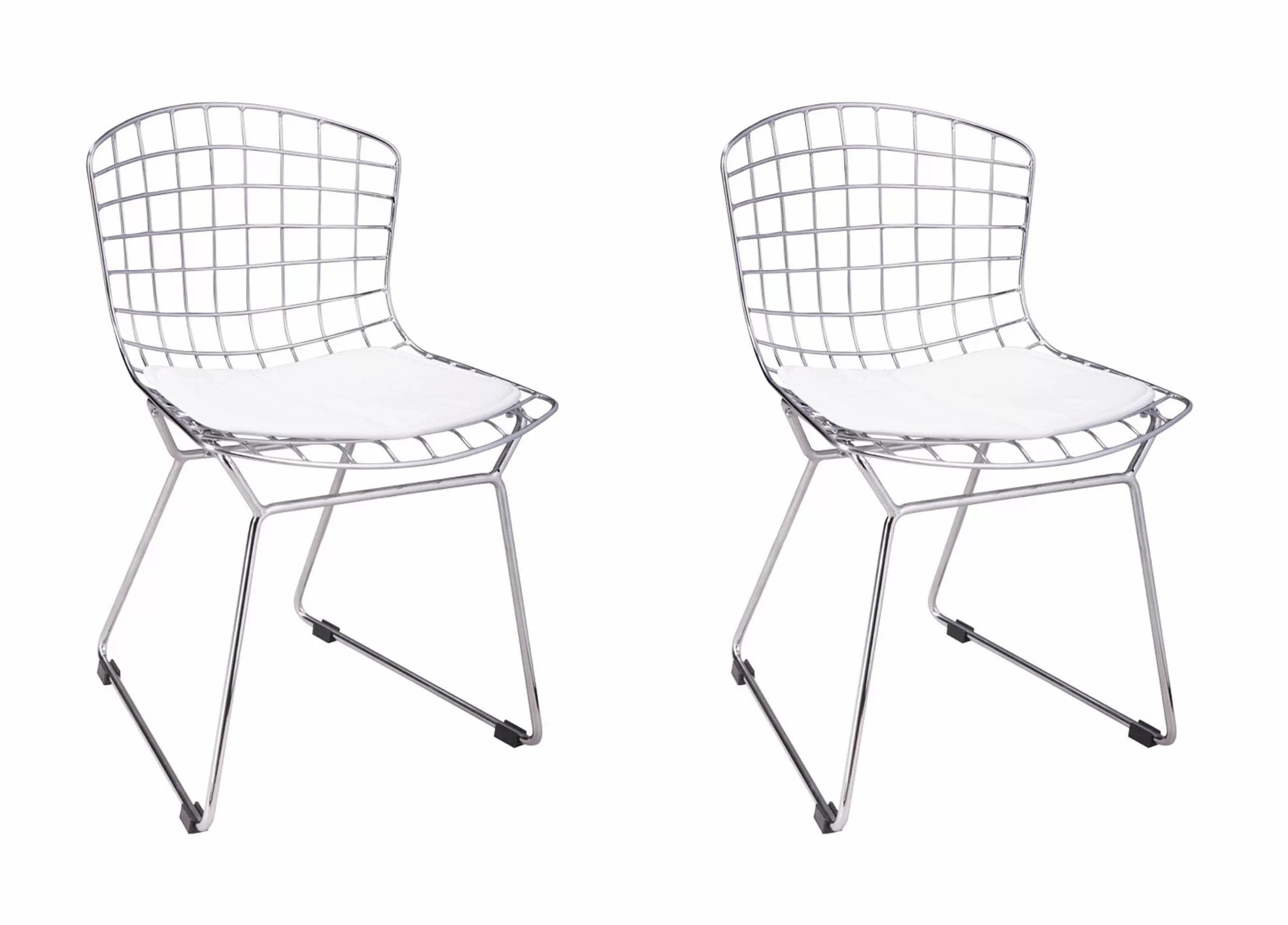 Chaise Bertoia Occasion Aerial Mid Century Wire Bertoia Kids Chair