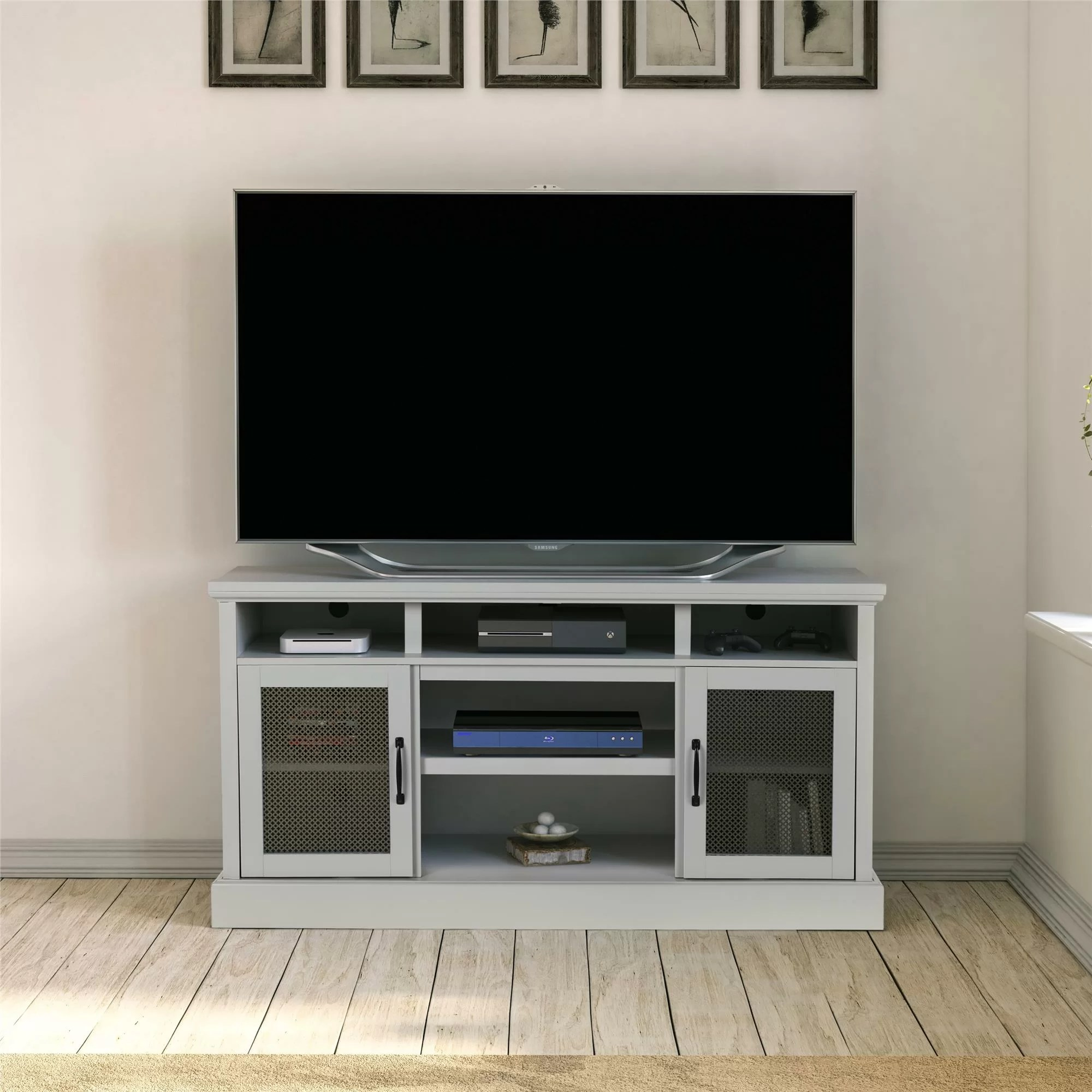 Flat Screen Tv Stands Caden Tv Stand For Tvs Up To 65