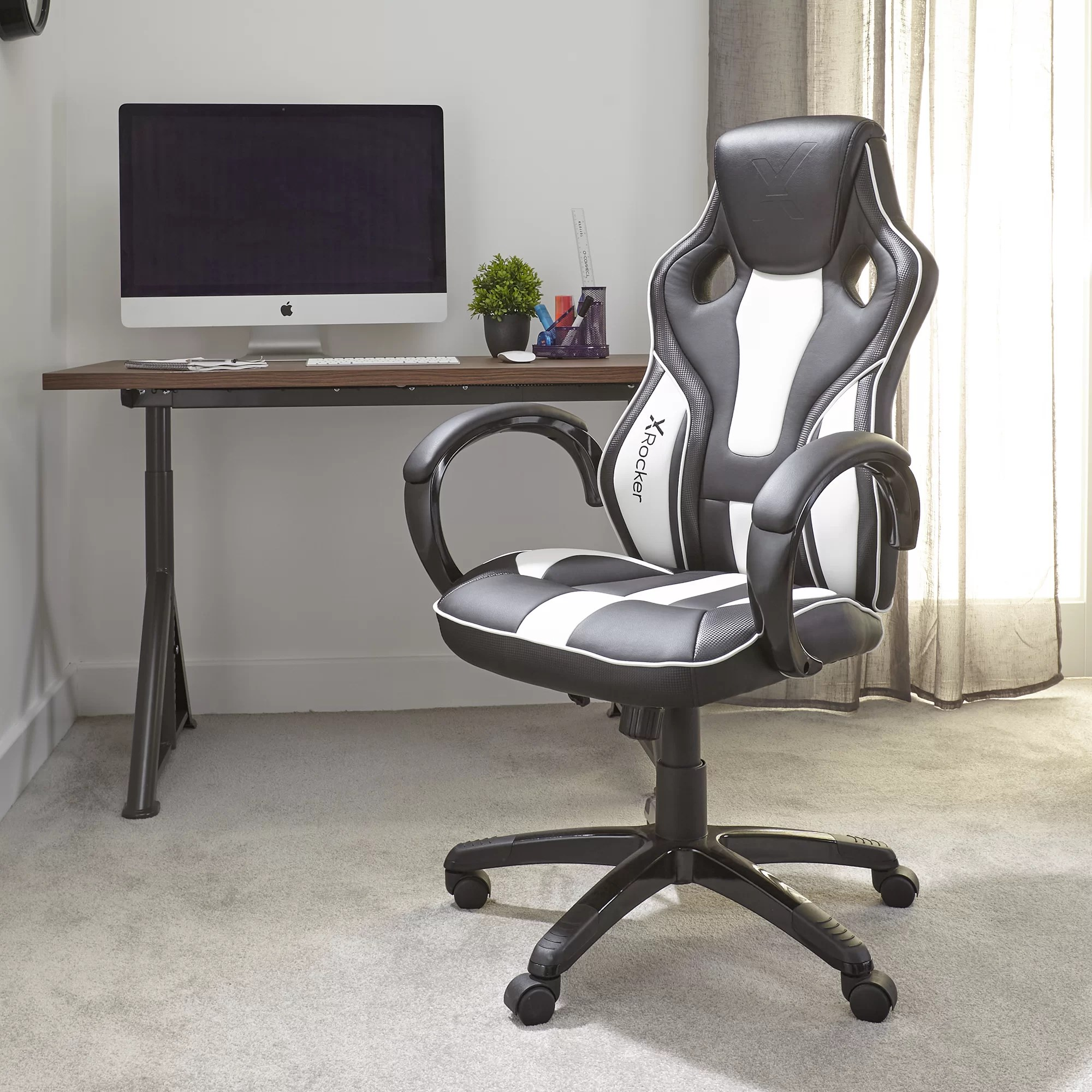 X Rocker Nation Maverick Gaming Chair Reviews Wayfair Co Uk