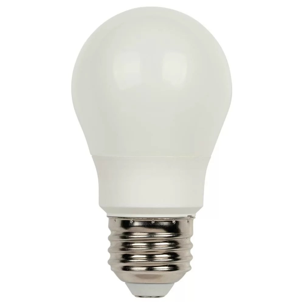 60w Light Bulb 6 Watt 60 Watt Equivalent A15 Led Dimmable Light Bulb Warm White 2700k E26 Base
