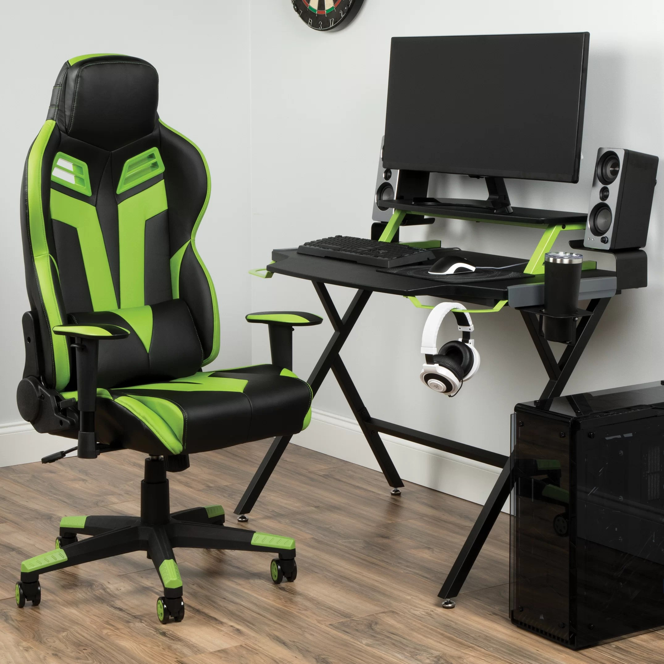 Computer Gaming Desk Gaming Desk And Chair Set