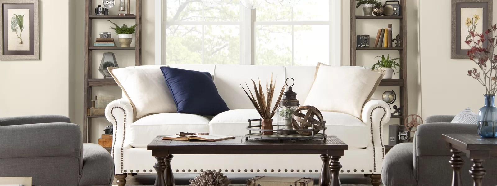 Ronde Sofa Birch Lane Heritage Wayfair