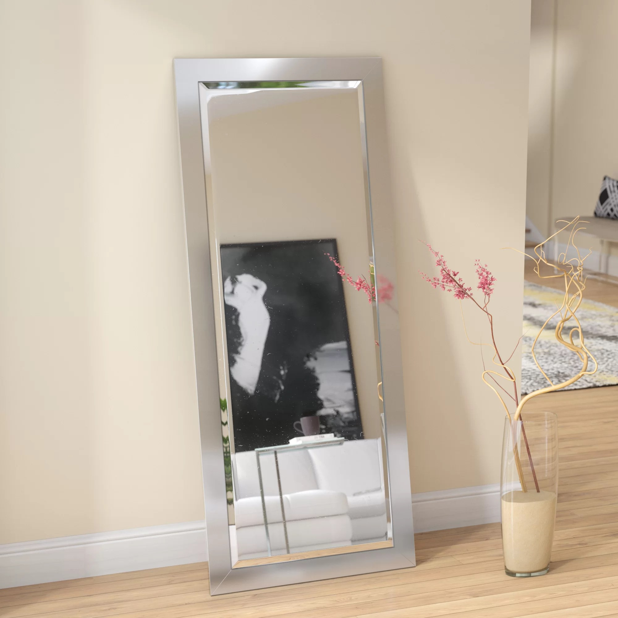 Beveled Large Oversized Floor Mirrors You Ll Love In 2021 Wayfair