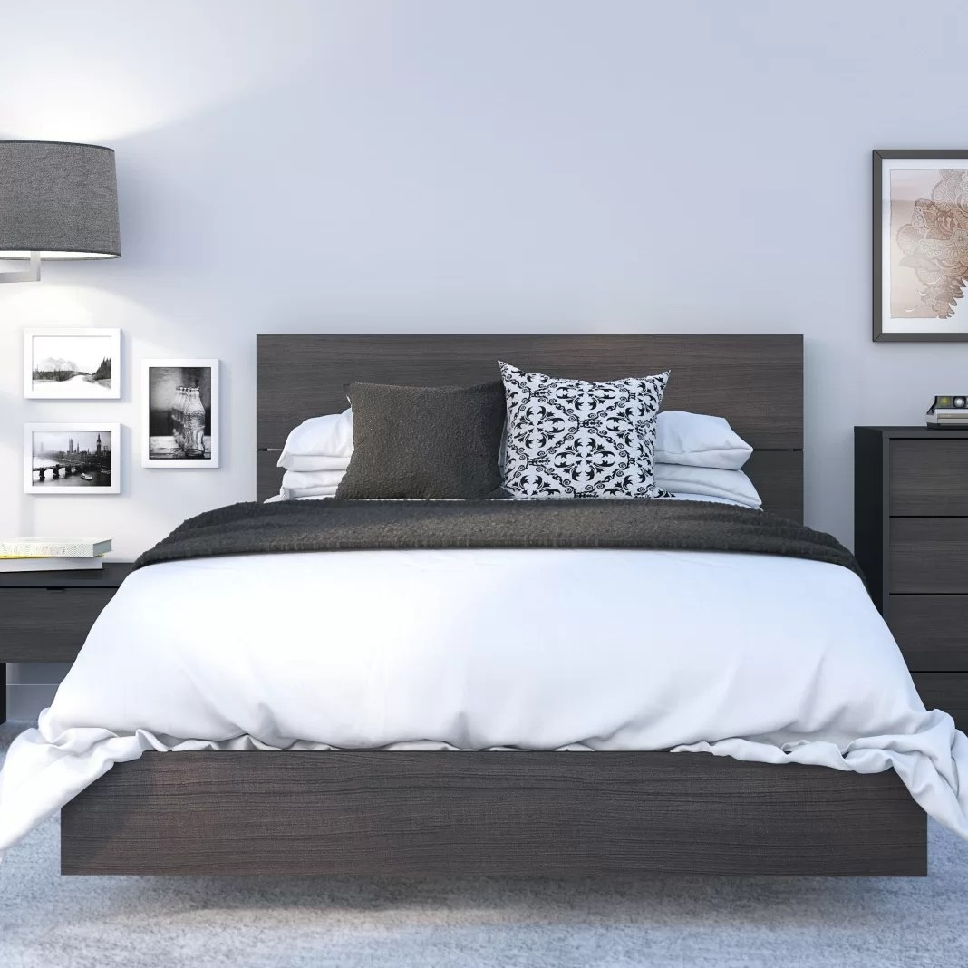 Full Double Bed Gilchrist Full Double Platform Bed