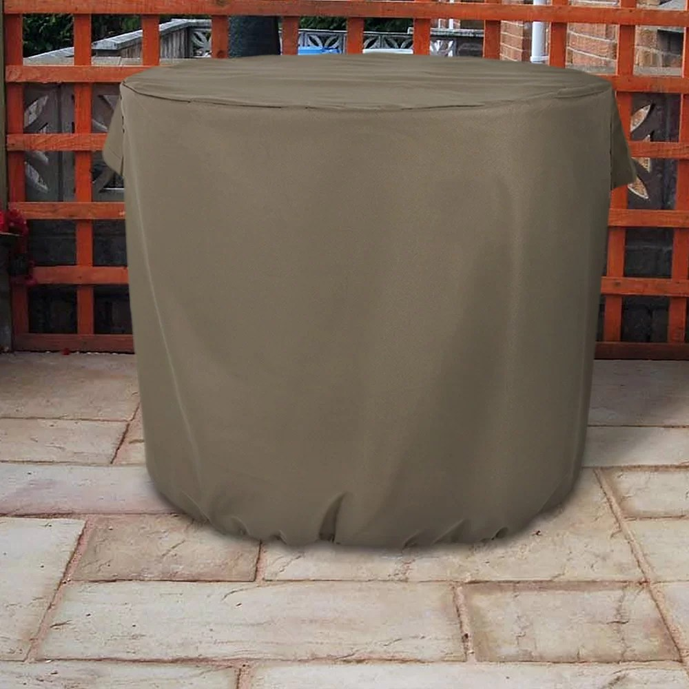 Air Conditioning Covers Heavy Duty Round Air Conditioner Cover