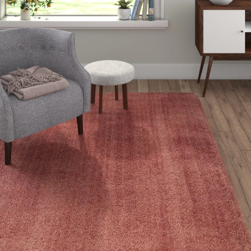 Chilloutzone Wohnzimmer Rosewood Rug