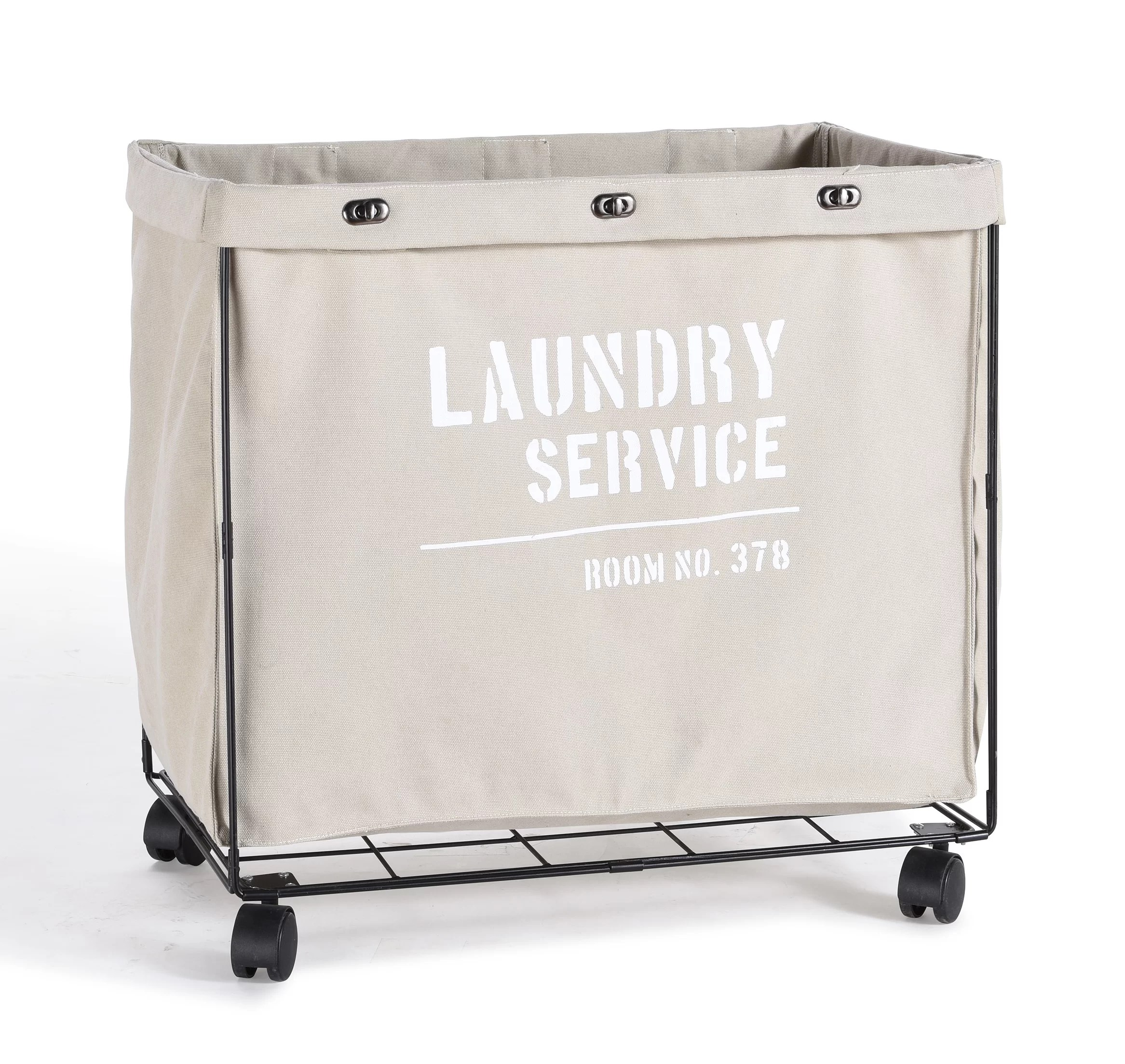 Cute Laundry Hamper Lanham Army Canvas Laundry Hamper On Wheel