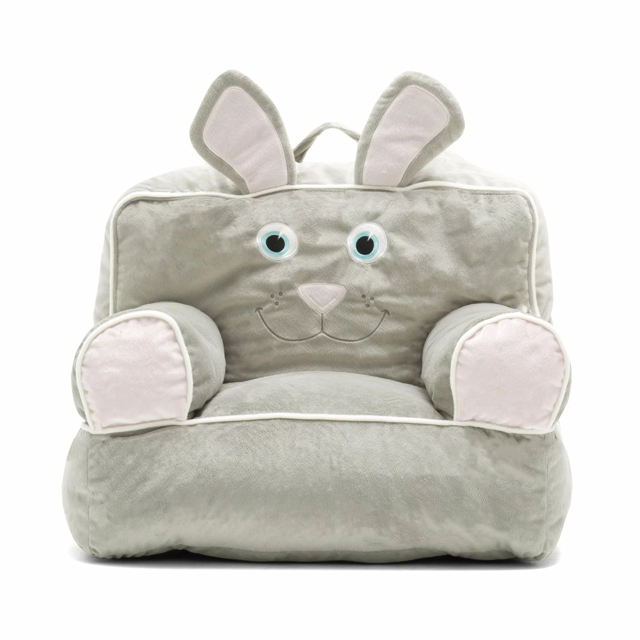 Big W Kids Chair Big Joe Kid S Bagimal Throne Bean Bag Chair