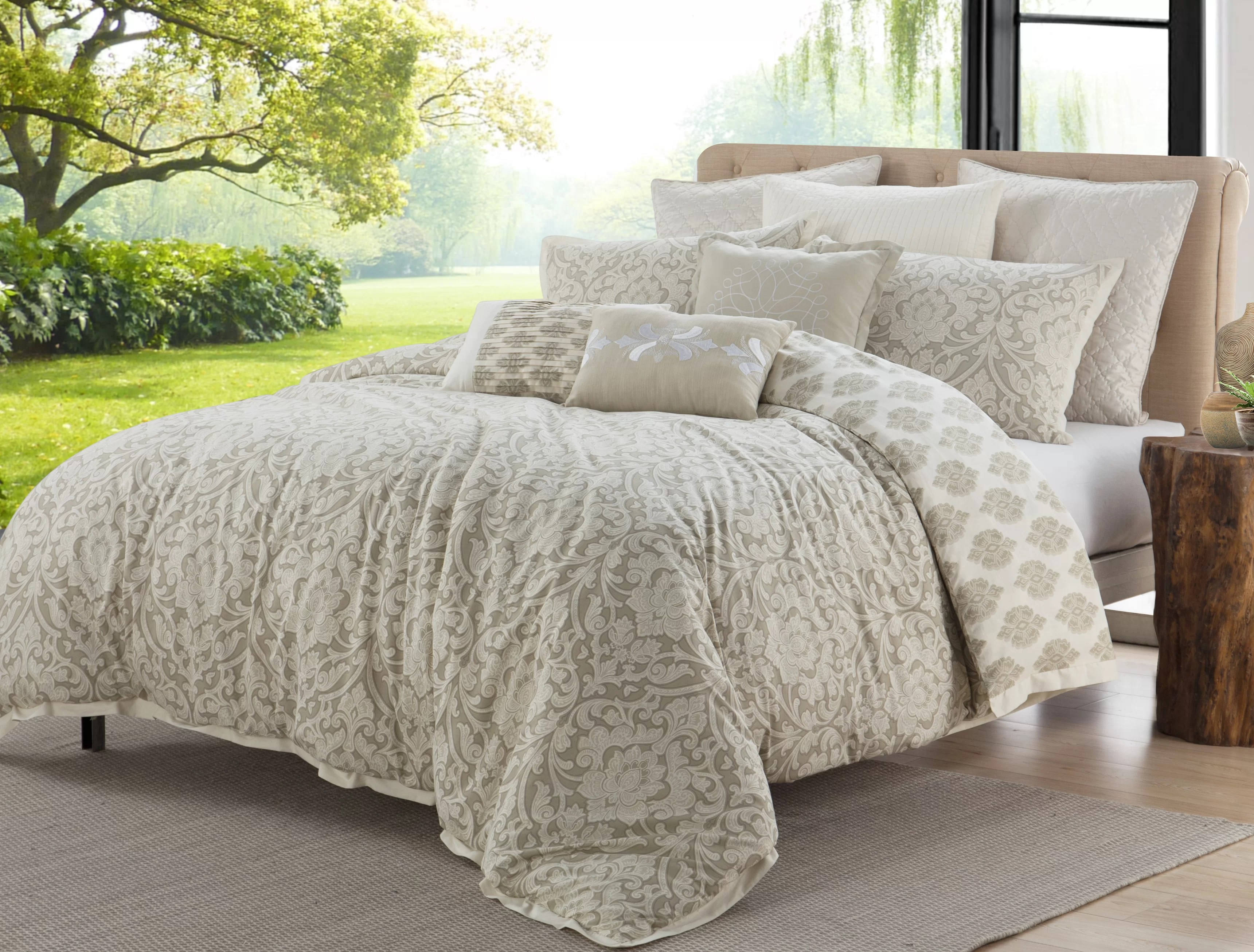 Duvet Covers And Comforters Chandler Reversible Duvet Cover Set