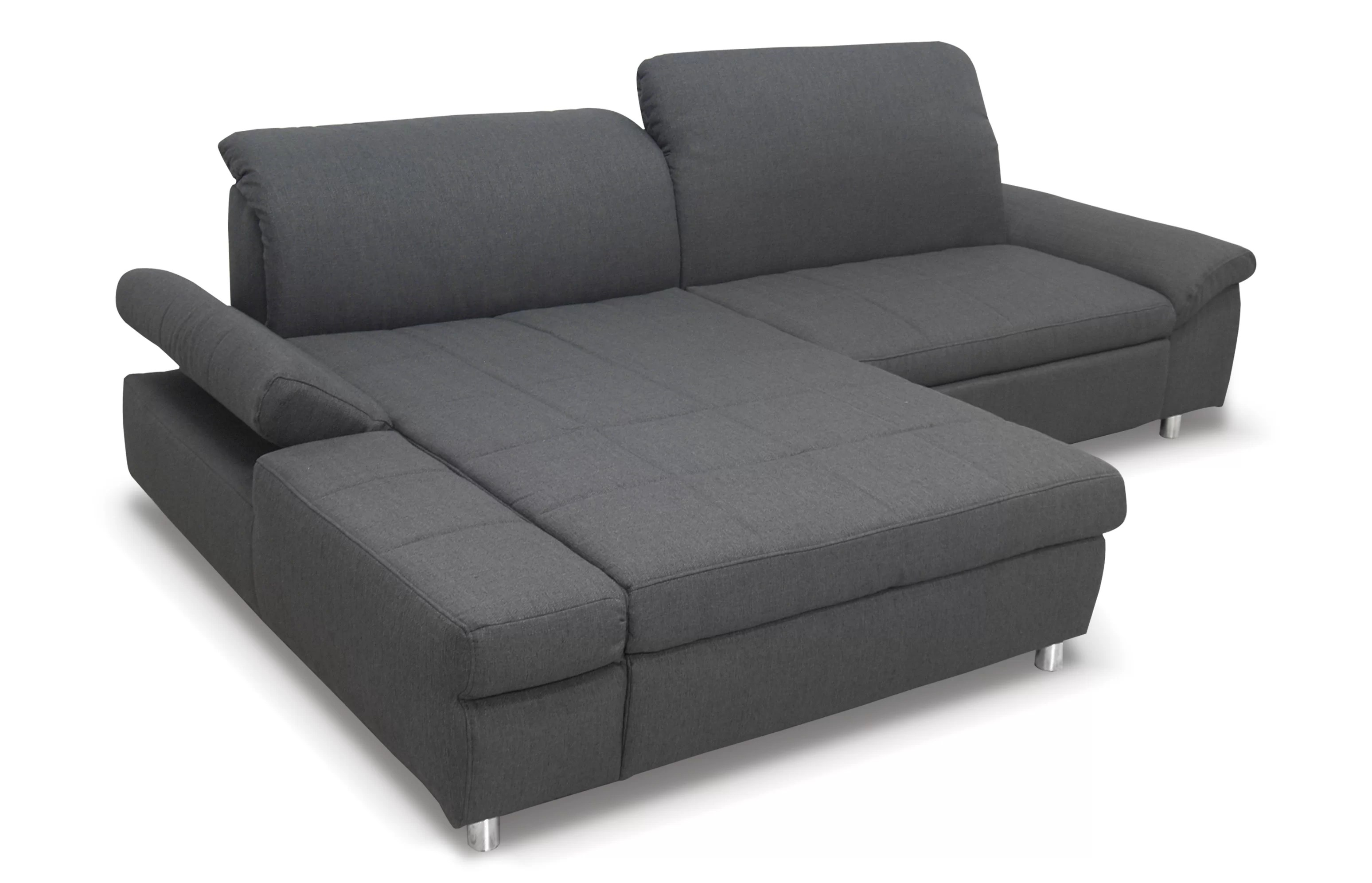 17 Stories Ecksofa Briseno Mit Relaxfunktion Bewertungen Wayfair De