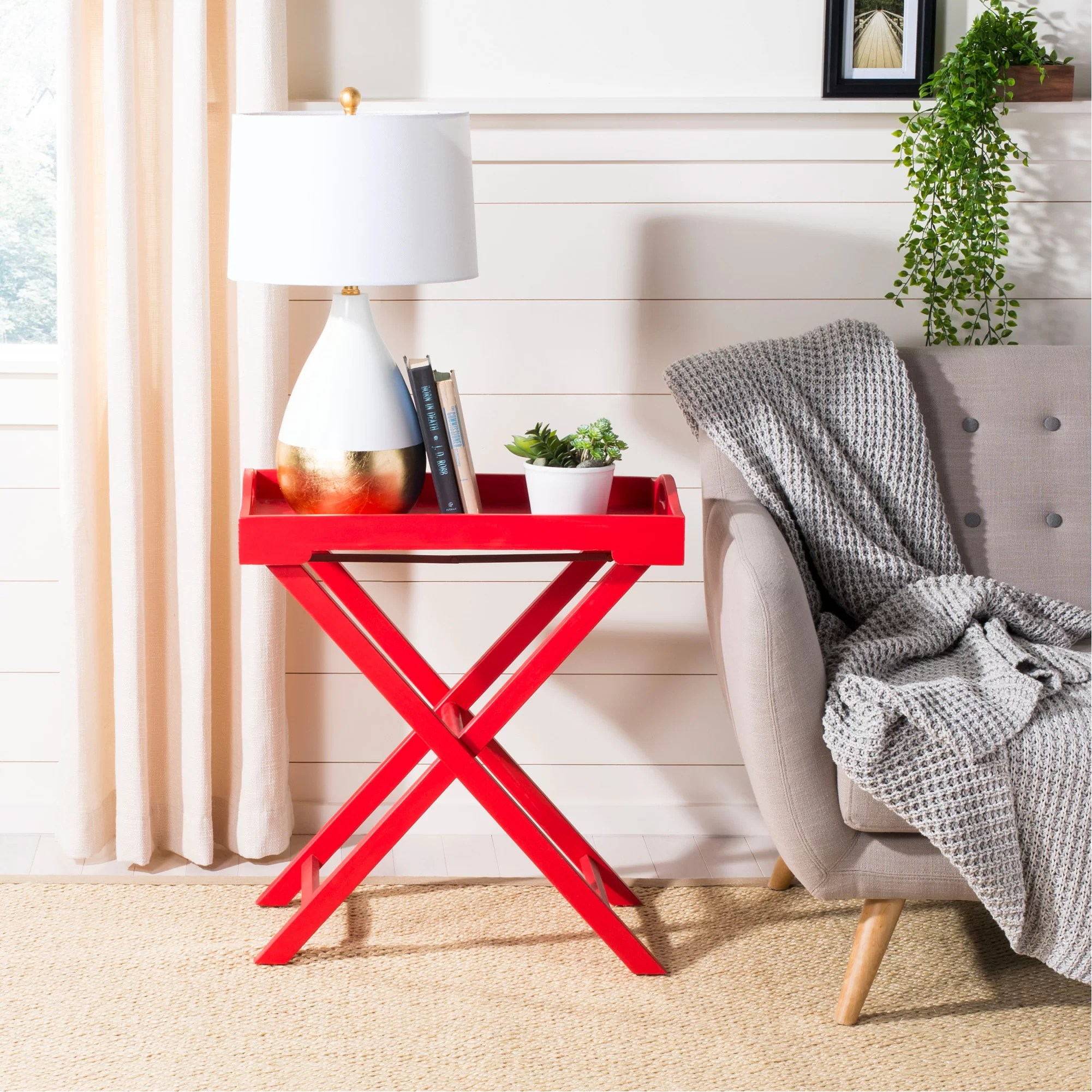 Hairpin Legs Melbourne Melbourne Accent End Table