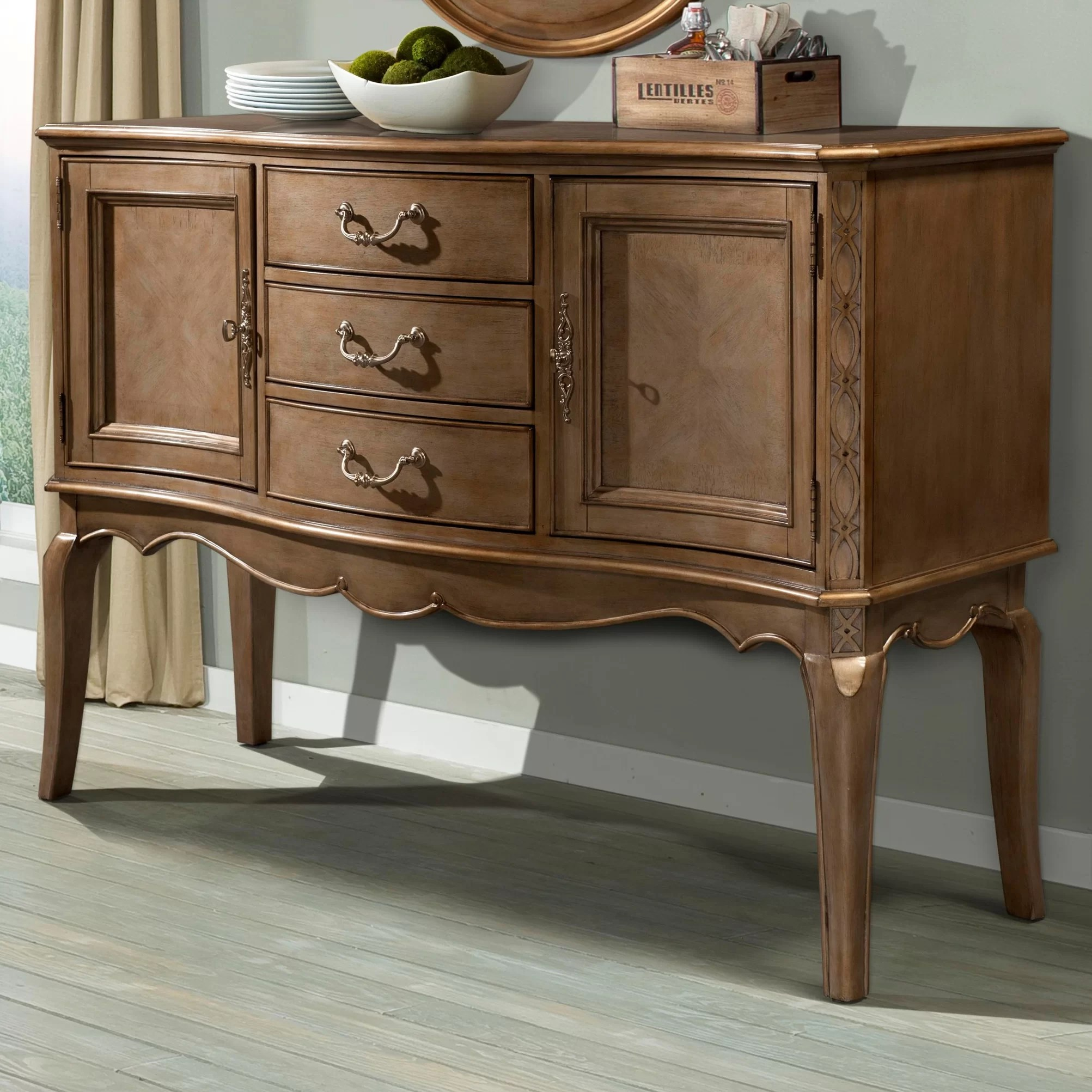 Valencia Buffet Sideboard Bainbridge Buffet