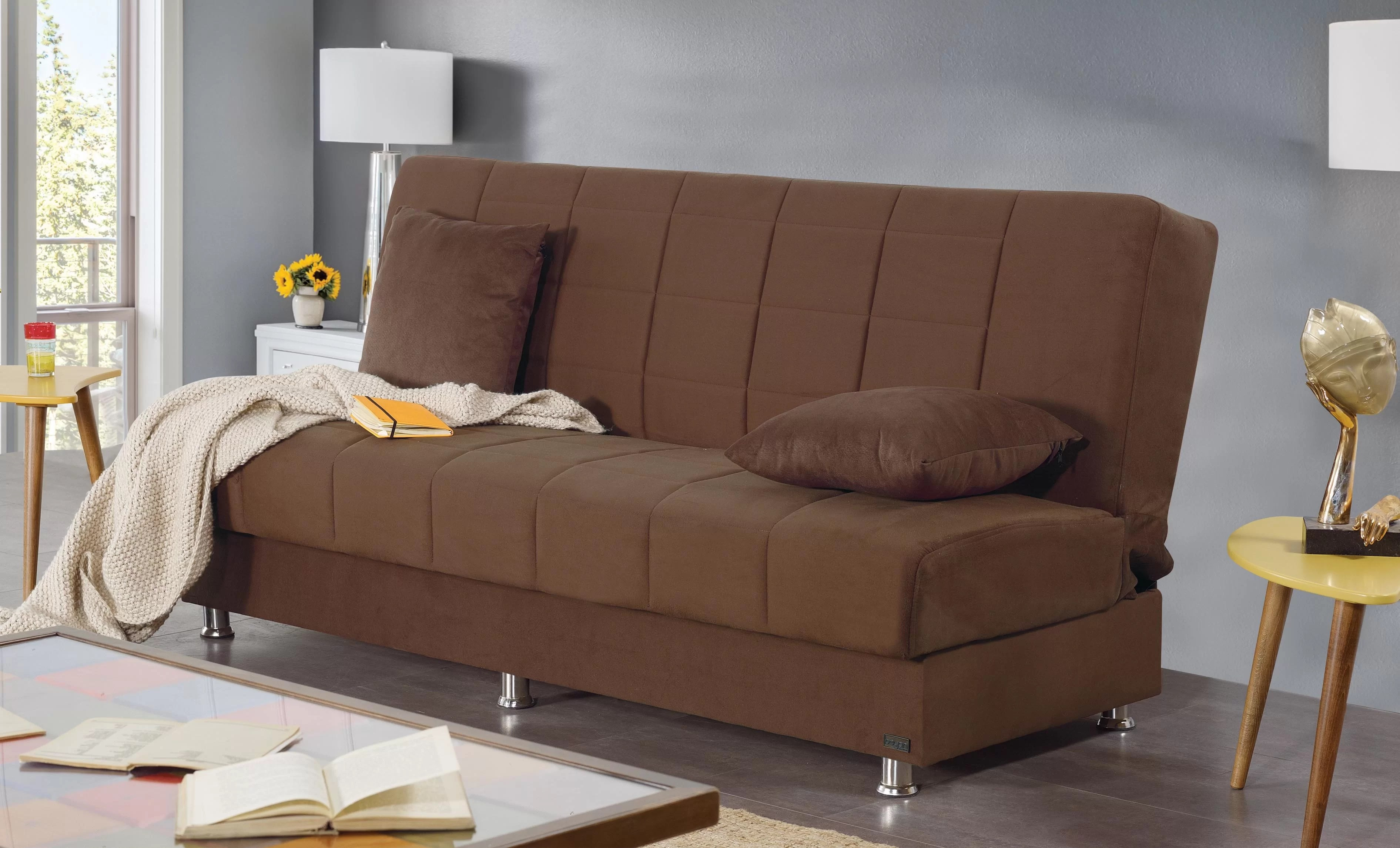 Beyan Hamilton Convertible Sofa Wayfair