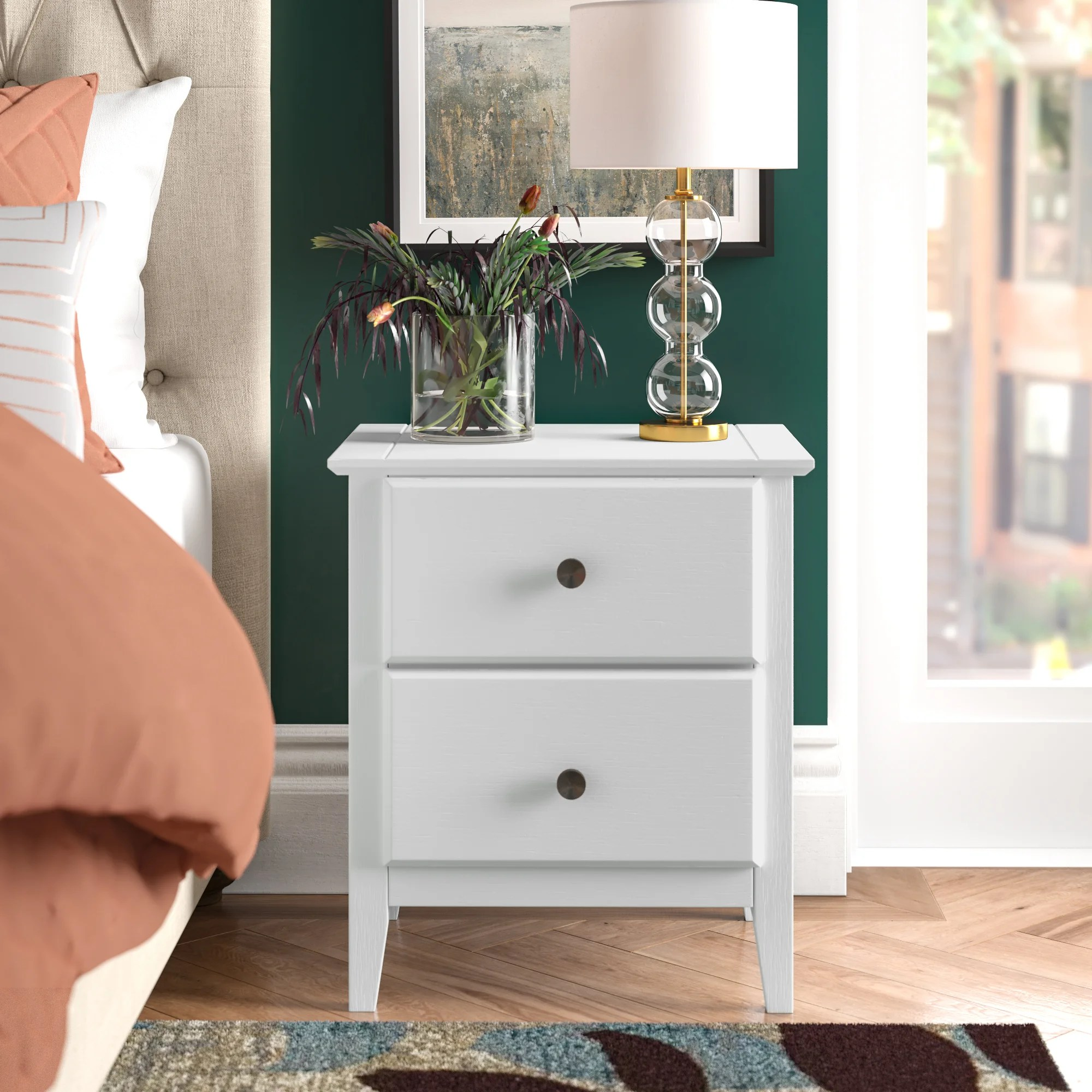 Pine Nightstands Joss Main