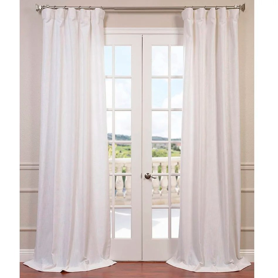 Double Wide Curtain Panels Half Price Drapes Wayfair