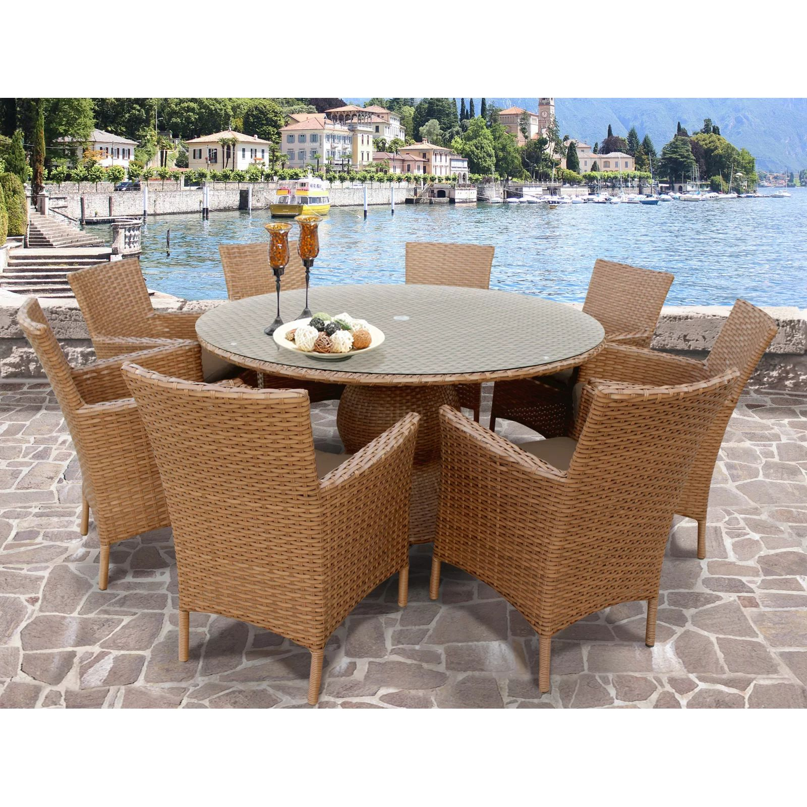 Laguna patio dining set