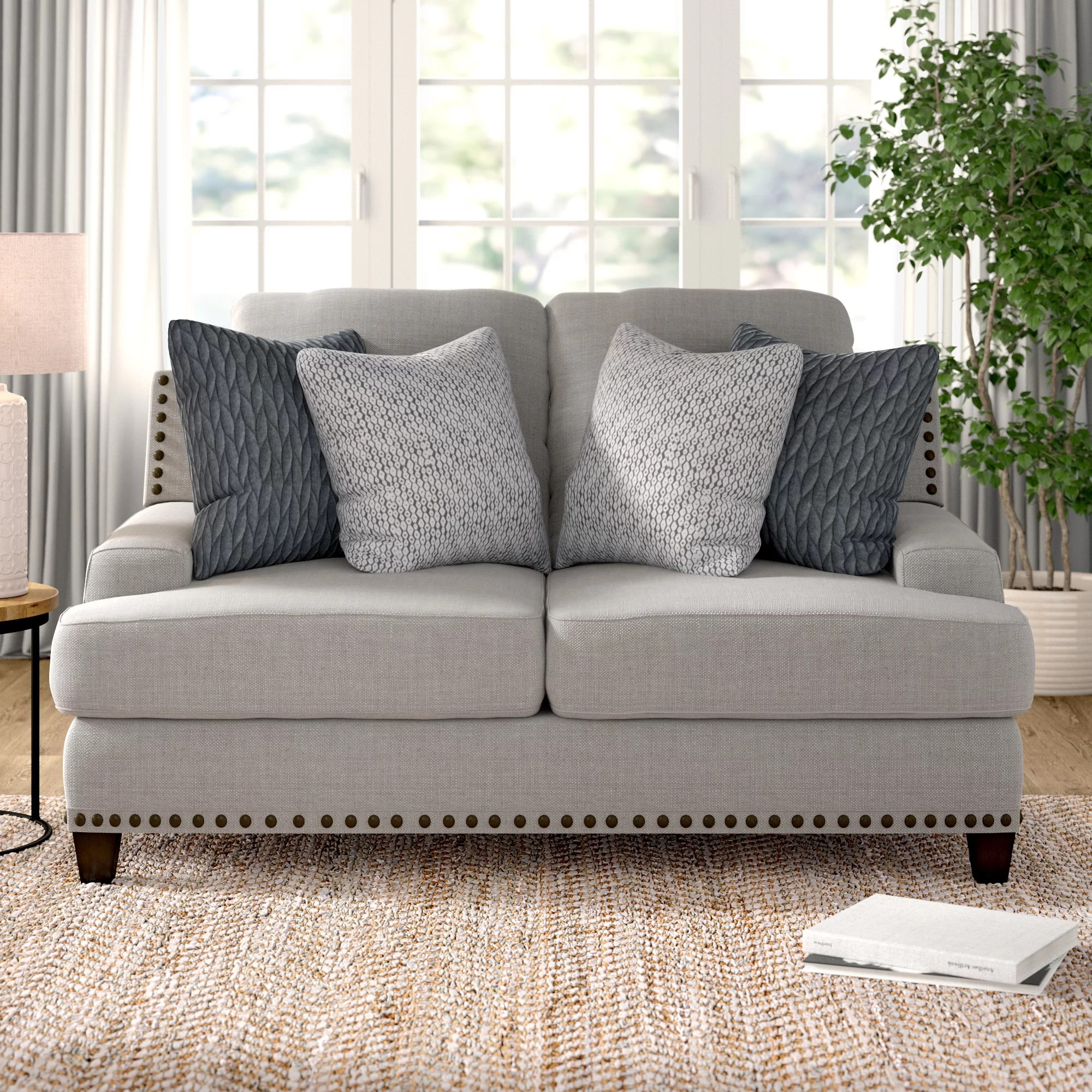 Barkbridge Loveseat Reviews Birch Lane