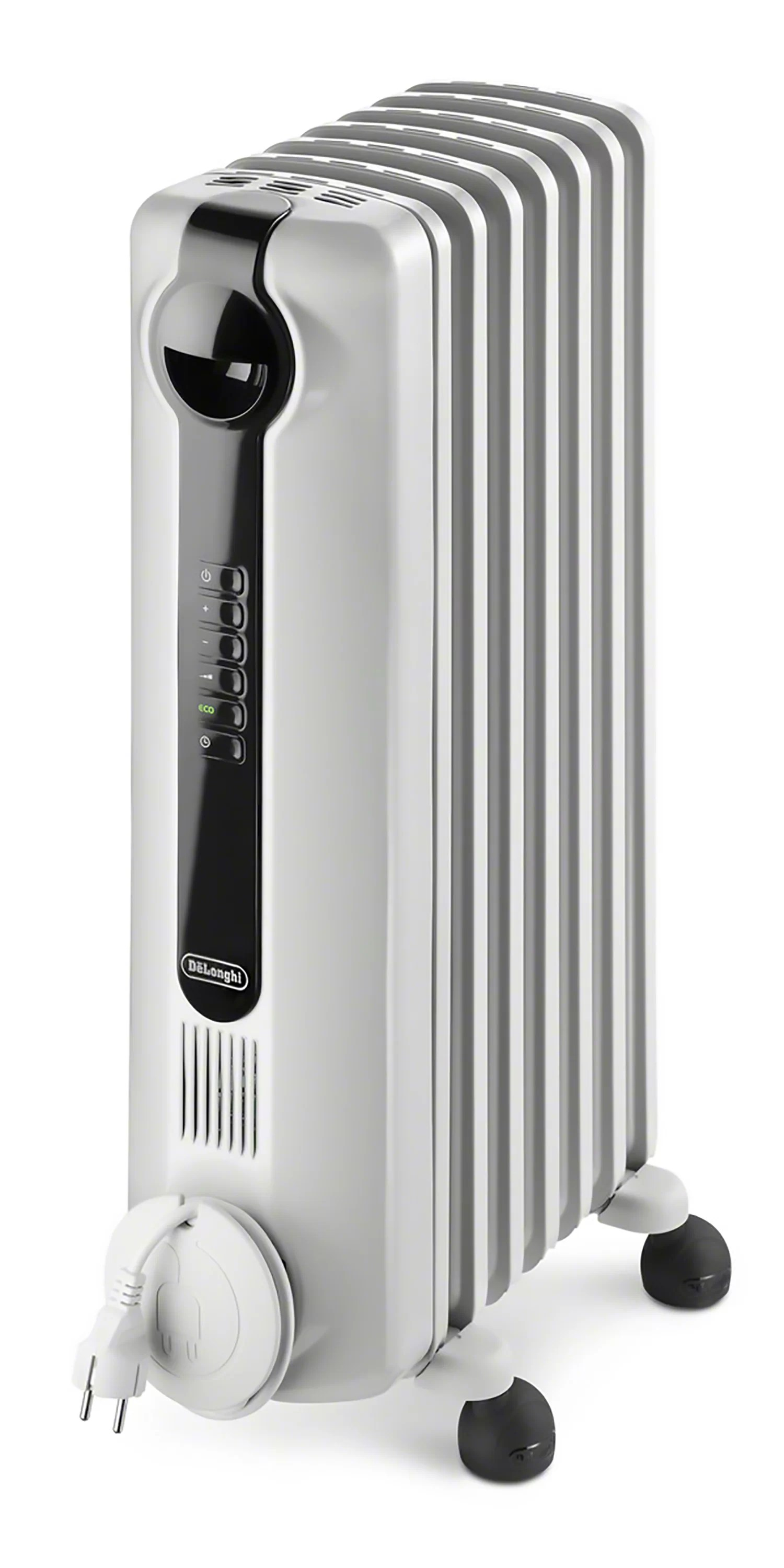 Radiant Heater 1 500 Watt Portable Electric Radiant Tower Heater
