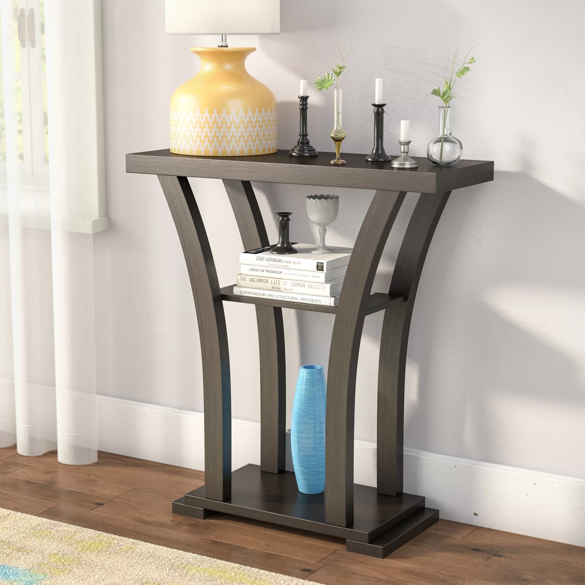 Wood Console Tables You Ll Love In 2021 Wayfair