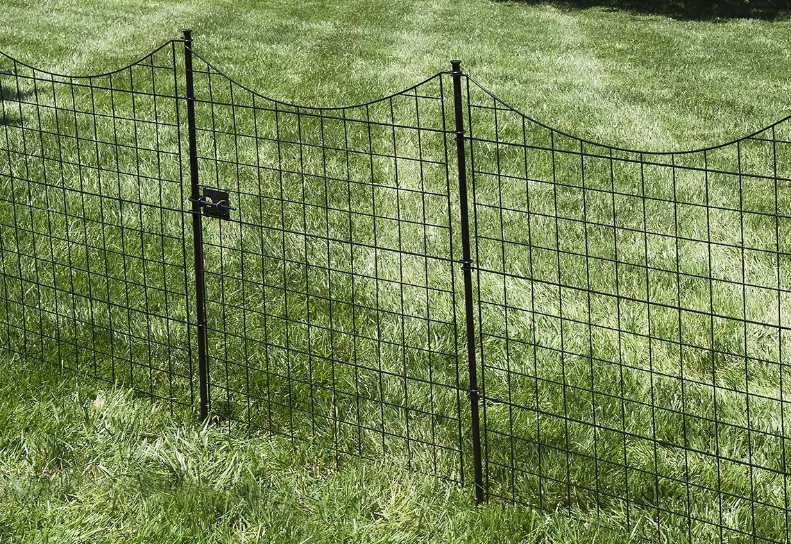 Wire Fencing 3 5 Ft H X 3 Ft W Zippity Garden Fence Gate