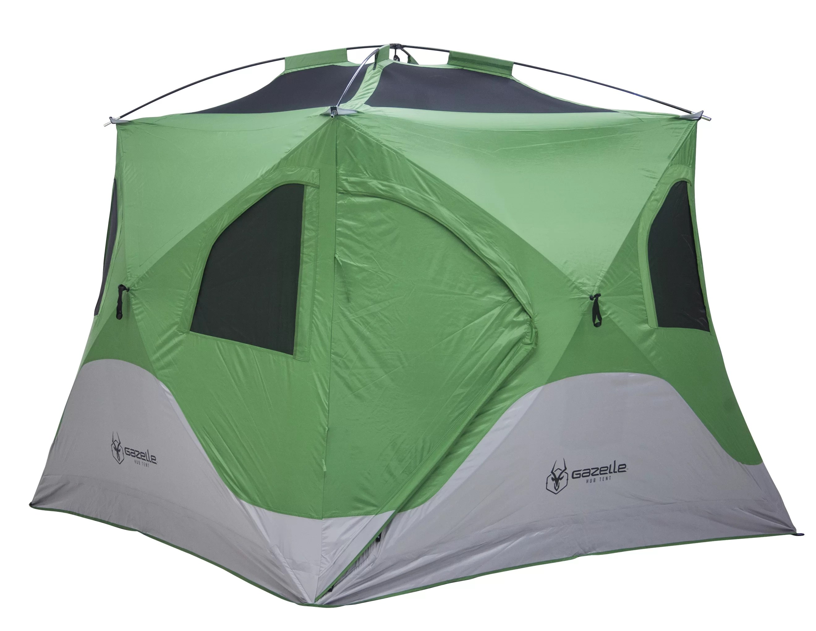 4 Camping Pop Up Portable Camping Hub 4 Person Tent