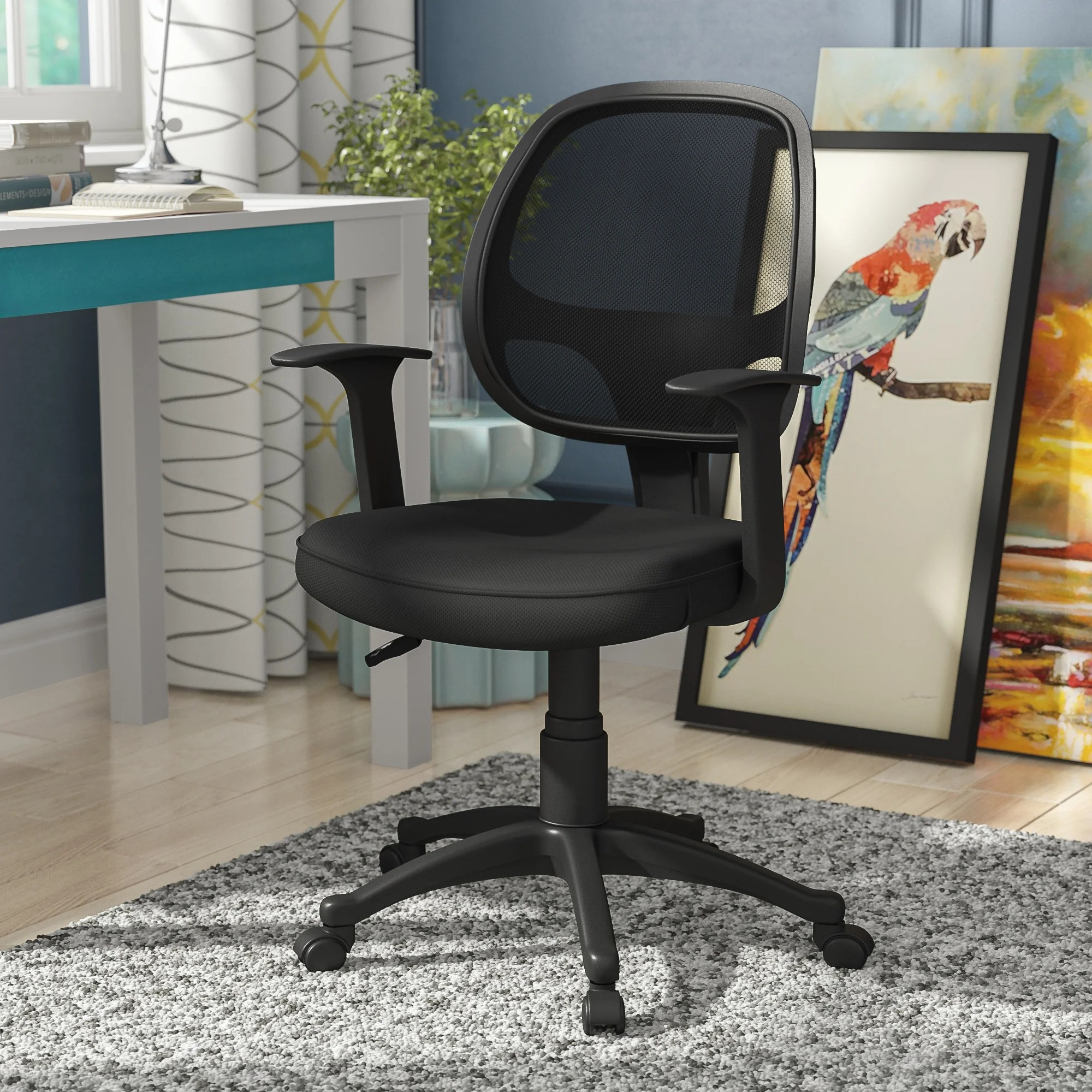 Desk Seat Alisson Mid Back Mesh Desk Chair