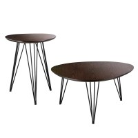 2 Piece Coffee Table Set & Reviews | AllModern