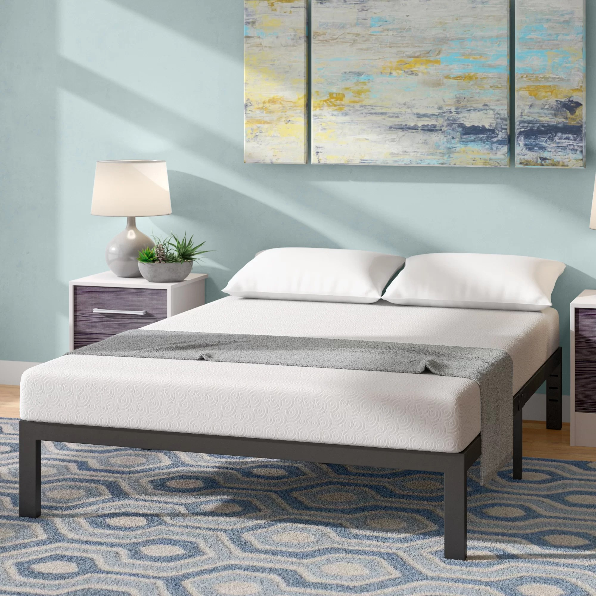 Beds Memory Foam Mattress 7