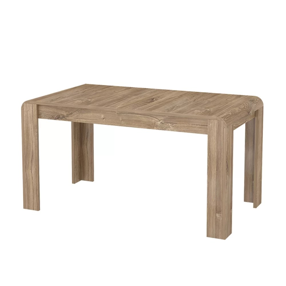 Naturholzmöbel Outlet Liberia Extendable Dining Table
