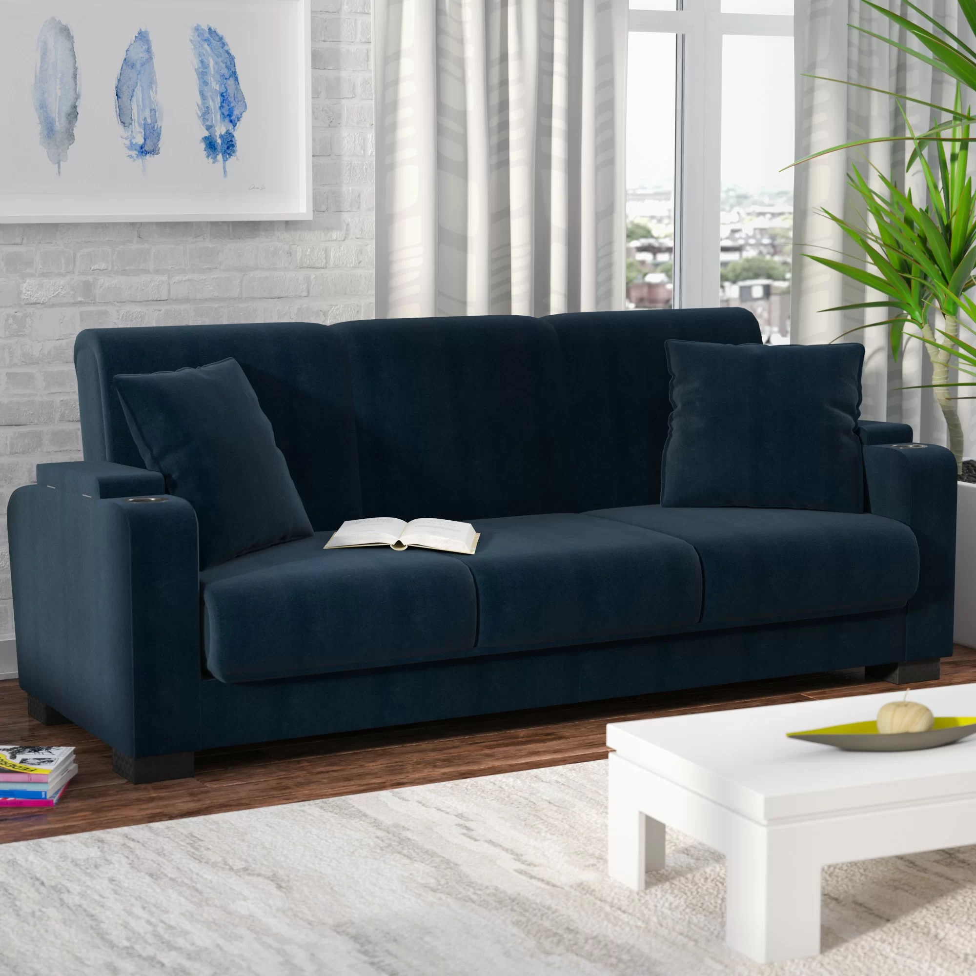 Couches Sleeper Ciera Convertible Sleeper Sofa